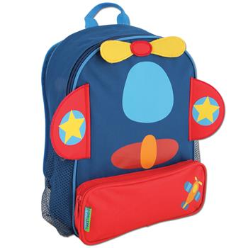 Stephen Joseph Sidekicks Backpack Preschool School Bag Young Kids Boy Girl New