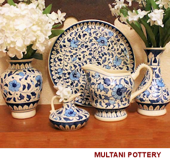 Multani Pottery